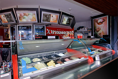ice cream shop australian franchise royal copenhagen